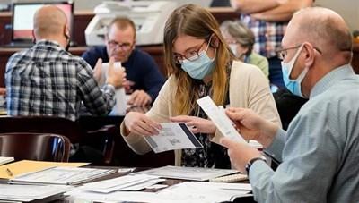 Bầu cử Mỹ 2020: Bang Georgia chuẩn bị chính thức xác nhận kết quả