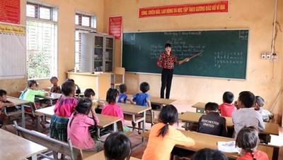 Lạng Sơn: Quan tâm đến giáo viên vùng cao