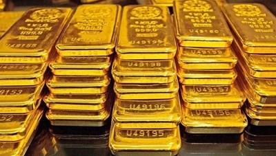Giá vàng vẫn 'neo' trên 56 triệu đồng/lượng