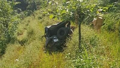 Vụ xe UAZ rơi xuống vực ở Hà Giang: Đình chỉ công tác đăng kiểm viên