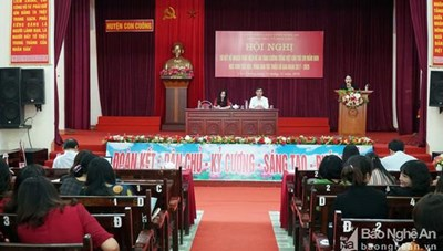 Nghệ An: Đảm bảo 100% học sinh DTTS thông thạo tiếng phổ thông