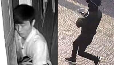 Bình Dương: Kêu gọi người dân nhận dạng, hỗ trợ truy tìm kẻ cướp ngân hàng