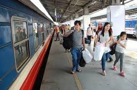 Ga Sài Gòn mở bán vé tàu tết đợt 2