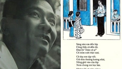 Nhà thơ Nguyễn Xuân Sanh: 'Dư hương một cuộc đời tận hiến'