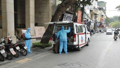 Hà Nội phát hiện ca Covid-19 là người đang cách ly tại khách sạn