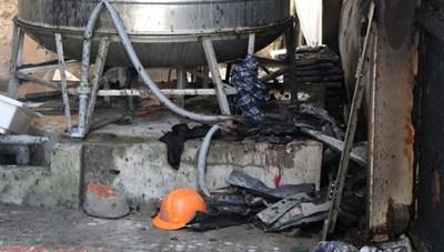 Hà Nội: Cháy hệ thống điều hòa chung cư, hàng trăm cư dân hoảng loạn