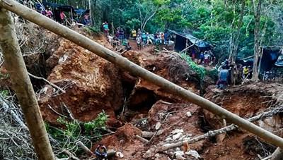 Nicaragua: Giải cứu công nhân sập mỏ vàng