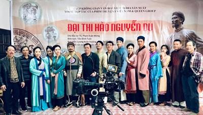 Sản xuất phim tài liệu về đại thi hào Nguyễn Du
