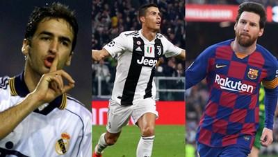 Top 10 chân sút vĩ đại nhất Champions League/Cúp C1 châu Âu: Ronaldo không có đối thủ