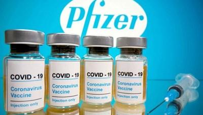 Hai trường hợp sốc phản vệ sau khi tiêm vaccine ngừa Covid-19 của Pfizer
