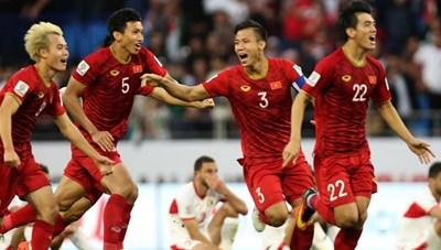 Đội tuyển Việt Nam kết thúc năm 2020 ở vị trí thứ 93