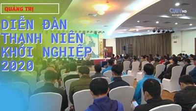 Quảng Trị: Diễn đàn thanh niên khởi nghiệp năm 2020