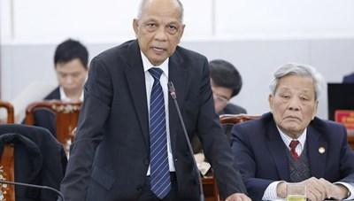 Hội Doanh nhân người Việt Nam ở nước ngoài muốn được trở thành thành viên của Mặt trận