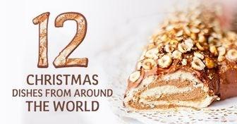 Những món ăn Giáng sinh truyền thống trên khắp thế giới