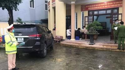 Phát hiện 6 người Trung Quốc nghi nhập cảnh trái phép