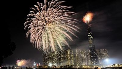 TP Hồ Chí Minh chào đón năm mới 2021 với nhiều hoạt động hấp dẫn