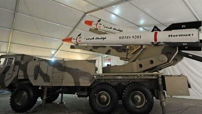 Iran triển khai tên lửa tầm ngắn nhắm vào tới Iraq