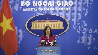 Việt Nam nêu quan điểm về việc Mỹ tích hợp các lực lượng ứng phó thách thức mới