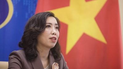 Coi trọng và củng cố quan hệ hữu nghị hợp tác toàn diện với Trung Quốc