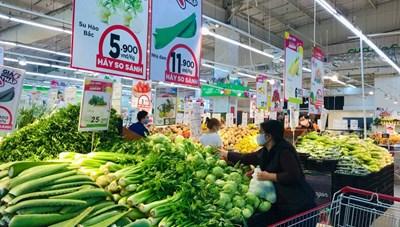 Khoảng 70 tấn nông sản của tỉnh Hải Dương đã có đầu ra
