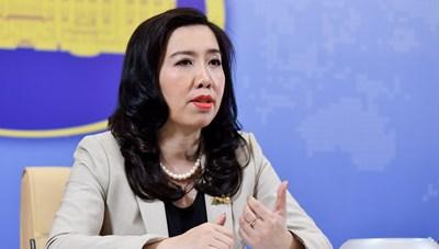 Việt Nam hoan nghênh điều chỉnh trong Báo cáo mới đây của Bộ Tài chính Hoa Kỳ