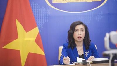 Yêu cầu các quốc gia tôn trọng chủ quyền của Việt Nam