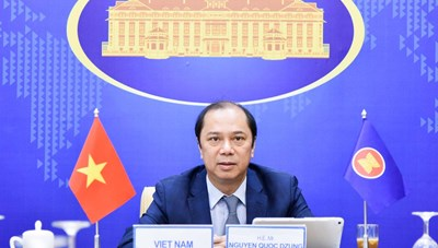 Hội nghị tham vấn chung ASEAN: Ưu tiên thúc đẩy kết nối nội khối