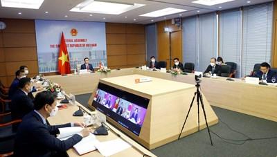 Hàn Quốc muốn nâng cấp quan hệ lên đối tác chiến lược toàn diện với Việt Nam