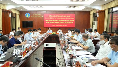 Chuẩn bị tổng kết 2 Nghị quyết về nông nghiệp, nông thôn và nông dân