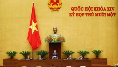 Kỳ họp thứ nhất Quốc hội khoá XV khai mạc vào ngày 20/7/ 2021