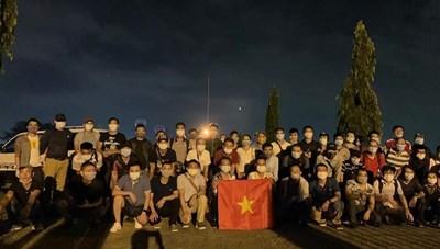 Thêm 130 công dân Việt về nước tránh dịch Covid-19