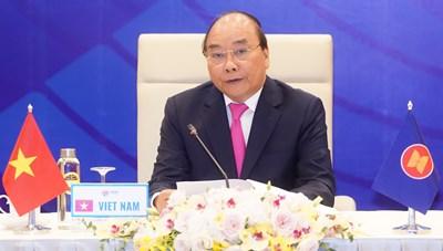 Toàn cảnh lễ khai mạc Hội nghị Cấp cao ASEAN lần thứ 36