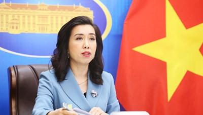 Đề nghị thông tin khách quan trường hợp một phụ nữ Việt mắc Covid-19 tại Singapore
