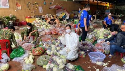 VKBIA hỗ trợ 5.000 túi thuốc cho F0 tại TP Hồ Chí Minh
