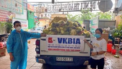Tặng 4000 túi an sinh cho người dân còn khó khăn