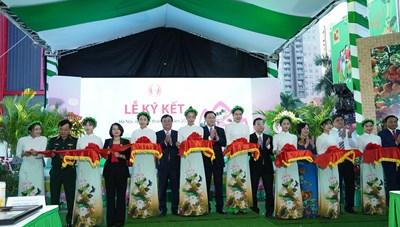 300 sản phẩm của Đồng Tháp được giới thiệu ở Hà Nội