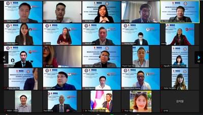 VKBIA và Hội Doanh nghiệp Việt Nam tại Vương quốc Anh hợp tác toàn diện