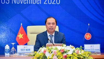 Dự kiến Tổng Bí thư, Chủ tịch nước sẽ dự khai mạc Hội nghị Cấp cao ASEAN37
