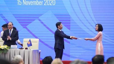 Hiệp định Đối tác Kinh tế toàn diện Khu vực (RCEP) đã được ký kết