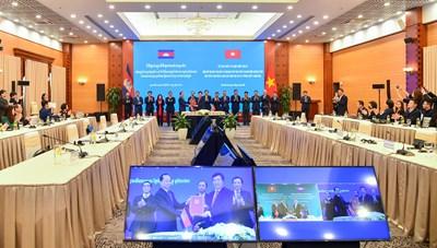 Viện Nam- Campuchia: Họp Ủy ban hỗn hợp kỳ thứ 18