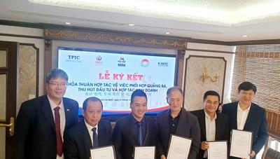 Tăng cường hợp tác giao thương, xúc tiến đầu tư Việt - Hàn