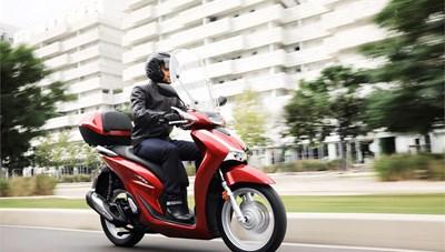 Honda triệu hồi SH300i để kiểm soát lỗi bay hơi nhiên liệu