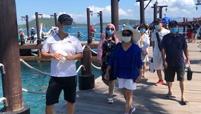 Khánh Hòa dự kiến đón khách quốc tế trong tháng 11