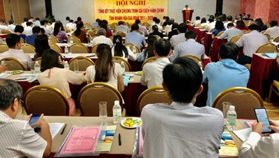 Khánh Hòa tổng kết thực hiện cải cách hành chính giai đoạn 2011 – 2020