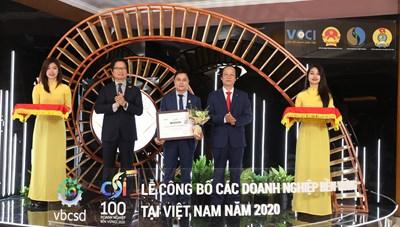 Yến sào Khánh Hòa liên tiếp 3 lần đạt doanh nghiệp phát triển bền vững