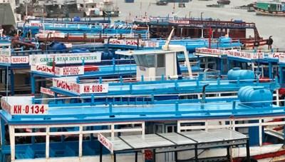 Khánh Hòa và Ninh Thuận đã chủ động ứng phó với áp thấp nhiệt đới