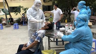 20 nhân viên Bệnh viện Nhi Đồng I có kết quả âm tính với Covid-19
