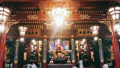 Chùa Viên Giác khuyến cáo Phật tử cầu nguyện tại nhà để phòng dịch Covid-19