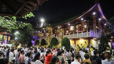 TP HCM tạm thời đóng cửa chùa Viên Giác để kiểm soát Covid-19