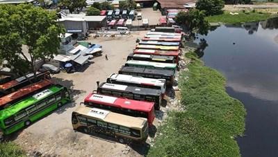 TP HCM giải trình hoạt động của các 'xe dù, bến cóc' ở quận Bình Thạnh